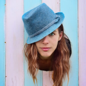 Chapeau feutre de laine